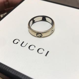 グッチ(Gucci)のGUCCI Blind for Love リング(リング(指輪))