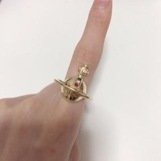ヴィヴィアンウエストウッド(Vivienne Westwood)のヴィヴィアン SOILD ORB リング(リング(指輪))