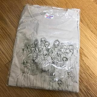 SPEED HITOE イラスト Tシャツ(アイドルグッズ)