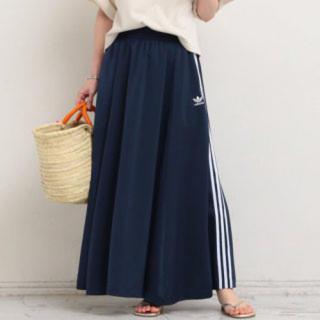 アディダス(adidas)のアディダス オリジナルス マキシスカート(ロングスカート)