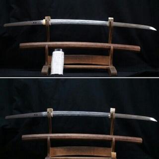 64.0cm 元重0,83 日本刀 関の刻印 名刀(武具)
