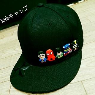 【2個セット】韓国子供キャップ   (帽子)