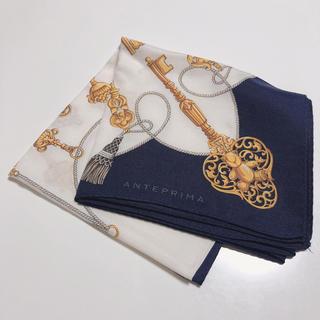 アンテプリマ(ANTEPRIMA)のアンテプリマ ハンカチ スカーフ(バンダナ/スカーフ)