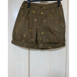 フランシュリッペ(franche lippee)のフランシュリッペ・ゆらゆら刺繍パンツ(その他)