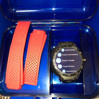 タグホイヤー(TAG Heuer)のTAG HEUER タグホイヤー コネクテッド スマートウォッチ (腕時計(デジタル))