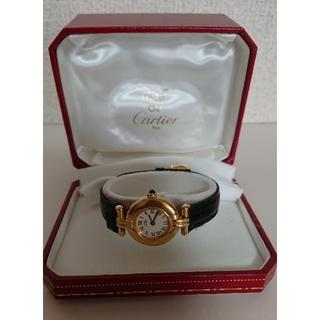 カルティエ(Cartier)の「ゆりゆり様専用」カルティエ  時計 マストコリゼ  (腕時計)