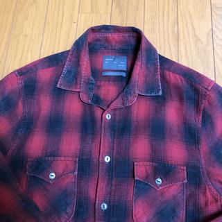 ザラ(ZARA)のZARA チェックシャツ(シャツ)