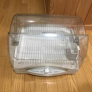 ミツビシデンキ(三菱電機)の三菱 キッチンドライヤー 食器乾燥機 TK-TS4-W [TKTS4](食器洗い機/乾燥機)