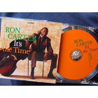 ●『it's the time / RON CARTER』ベースの巨人ロンカータ