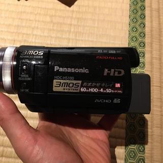 パナソニック(Panasonic)のデジタルハイビジョンビデオカメラ 交渉可能  (ビデオカメラ)