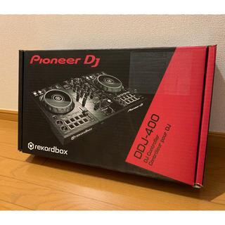 パイオニア(Pioneer)のPioneer DDJ-400 DJコントローラー!(DJコントローラー)
