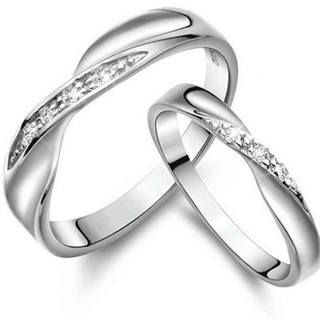即日発送☞婚約指輪ギフト♥ジルコニア※金属アレ対応リング★指輪シルバー925(リング(指輪))