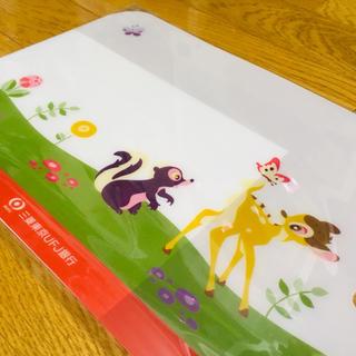 ディズニー(Disney)のバンビ カッティングボード(まな板) 新品・非売品(調理道具/製菓道具)