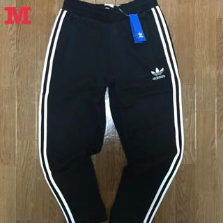 アディダス(adidas)のアディダス オリジナルス スウェットパンツ ジョガーパンツ 黒 M 新品未使用(その他)