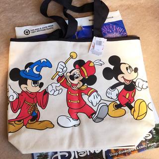 ディズニー(Disney)の新品タグ付き カリフォルニア ディズニー トートバッグ(トートバッグ)