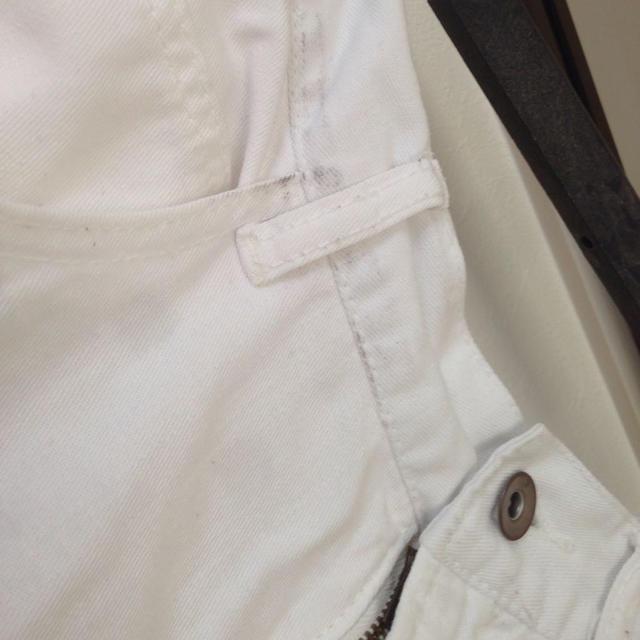 w closet(ダブルクローゼット)の♡ w closet ホワイトパンツ ♡ レディースのパンツ(クロップドパンツ)の商品写真