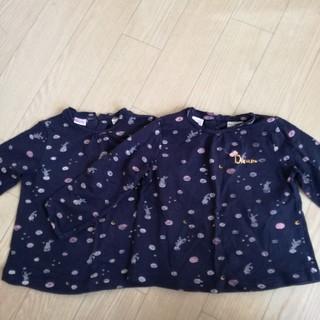 ザラ(ZARA)のZARA 双子 長袖 90(Tシャツ/カットソー)