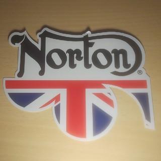 Norton - 【非売品】Nortonのステッカー