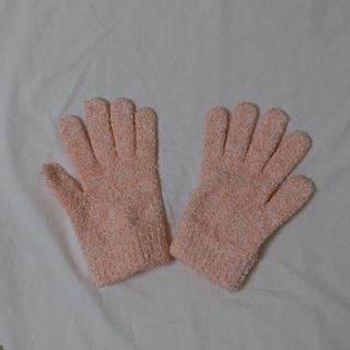 ディーエイチシー(DHC)のDHC ウェアラブルコスメヘアドライ&スカルプケア手袋オレンジ(スカルプケア)