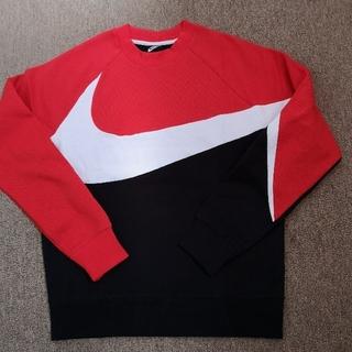 NIKE - Nike BIG Swoosh Crew Sweatshirt Mサイズ