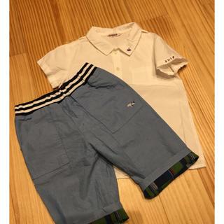 ファミリア(familiar)のファミリア    男の子セット(Tシャツ/カットソー)