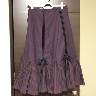 ジルスチュアート(JILLSTUART)のジルスチュアートのロングスカート(ロングスカート)