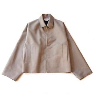 専用 drizzler jacket(ブルゾン)