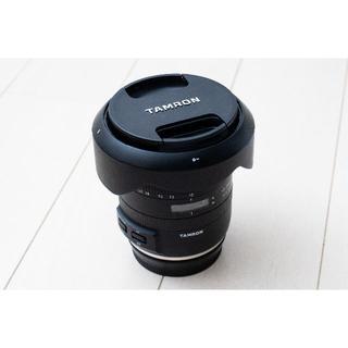タムロン(TAMRON)の【美品】TAMRON 10-24mm F3.5-4.5 Di Ⅱ VC HLD(レンズ(ズーム))