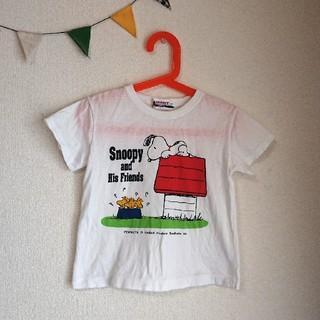 ファミリア(familiar)のファミリア☆スヌーピーT100(Tシャツ/カットソー)