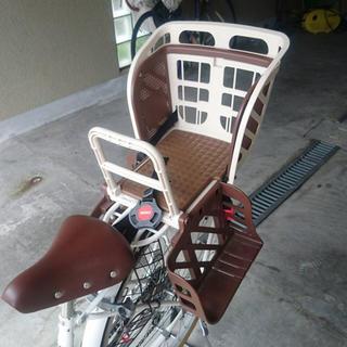 オージーケー(OGK)の自転車用後ろ子ども乗せ(自転車)