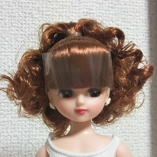 リカちゃんキャッスル ドールショウモデル リカちゃん 茶髪