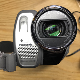 パナソニック(Panasonic)の値下げ! パナソニック液晶デジタルビデオカメラ NV-GS150 箱付き(ビデオカメラ)
