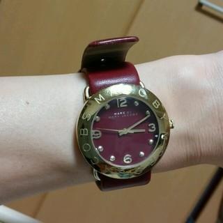 マークバイマークジェイコブス(MARC BY MARC JACOBS)の激レア♡MARK BY MARK♡腕時計(腕時計)