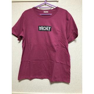 ジーユー(GU)のGU ロゴTシャツ(Tシャツ(半袖/袖なし))