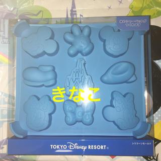 ディズニー(Disney)のディズニー シリコンモールド TDR シリコーンモールド(調理道具/製菓道具)