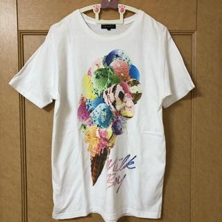 ミルクボーイ(MILKBOY)のMILKBOYアイスクリームTシャツ(Tシャツ/カットソー(半袖/袖なし))