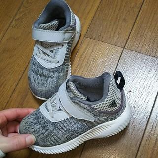 アディダス(adidas)のアディダス スニーカー 14cm 13.5cm(スニーカー)