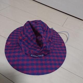 モンベル(mont bell)のモンベル ハット(登山用品)