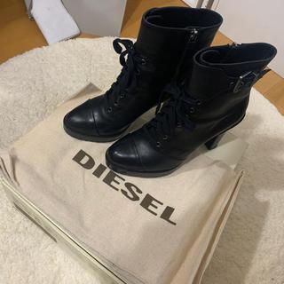ディーゼル(DIESEL)のDIESELショートブーツ(ブーツ)
