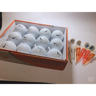 ナイキ(NIKE)のゴルフボール(ゴルフ)