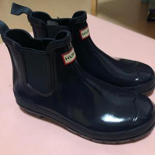 ハンター(HUNTER)のハンター HUNTER レインブーツ サイドゴア オリジナルグロスチェルシー(レインブーツ/長靴)