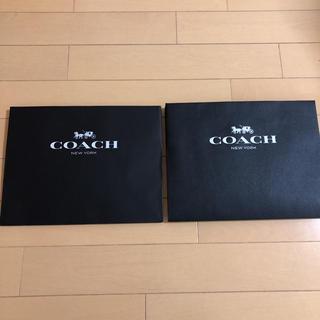 コーチ(COACH)のCOACHのショップ袋(ショップ袋)