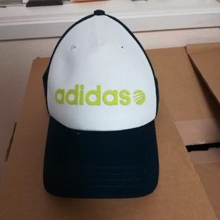 アディダス(adidas)のアディダス adidas コットン 帽子 キャップ ユニセックス(キャップ)