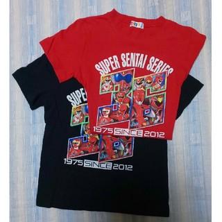 バンダイ(BANDAI)のトロプコ様専用🌟 スーパー戦隊Tシャツ  2枚(特撮)