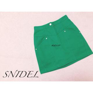 スナイデル(snidel)のSNIDEL☆スカートライクショートパンツ(ショートパンツ)