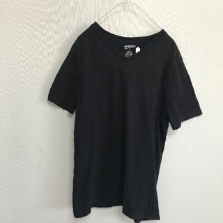 アリゾナ(ARIZONA)のアメリカ古着! Tシャツ S 無地 ARIZONA JEAN 黒 ブラック(Tシャツ/カットソー(半袖/袖なし))