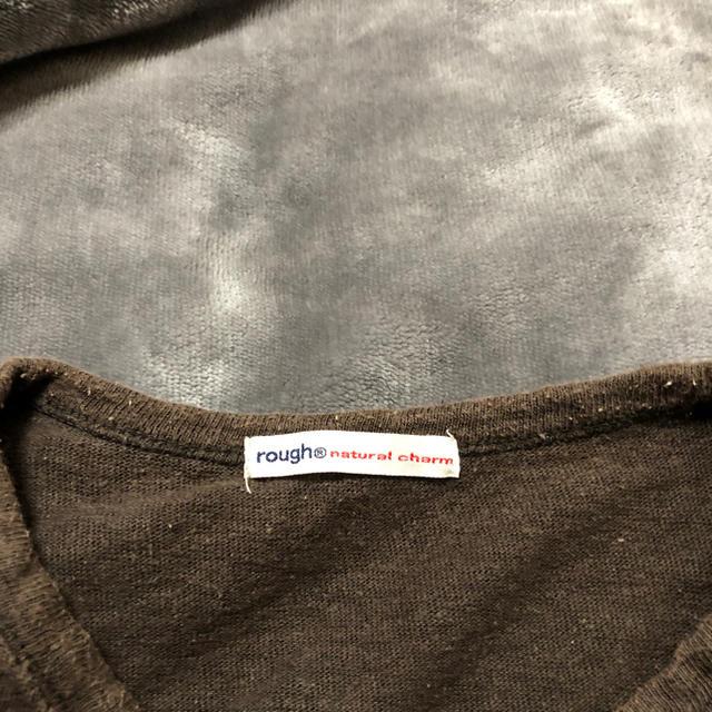 rough(ラフ)の専用⭐︎rough☆Tシャツ レディースのトップス(Tシャツ(半袖/袖なし))の商品写真