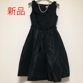 ドアーズ(DOORS / URBAN RESEARCH)の定価3万円 新品 未使用 * アーバンリサーチ ドアーズ トロイメライ ドレス(ミディアムドレス)