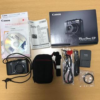 キヤノン(Canon)のCanon デジタルカメラ PowerShot G9 PSG9 (コンパクトデジタルカメラ)