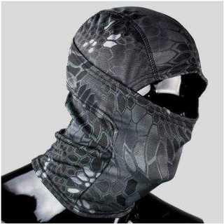 ただの目だし帽じゃない!! 高機能 3Way フェイスマスク 迷彩(その他)
